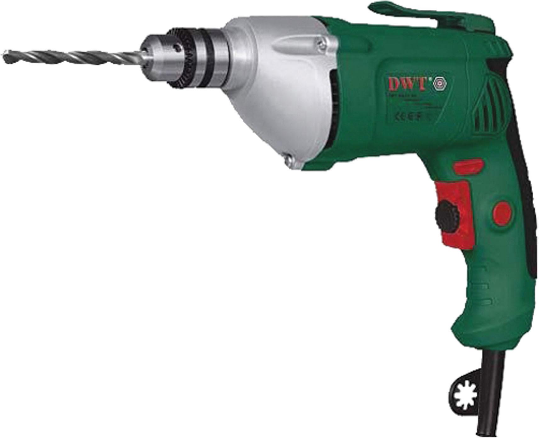 DWT BM-600 - электрическая дрель (Green)