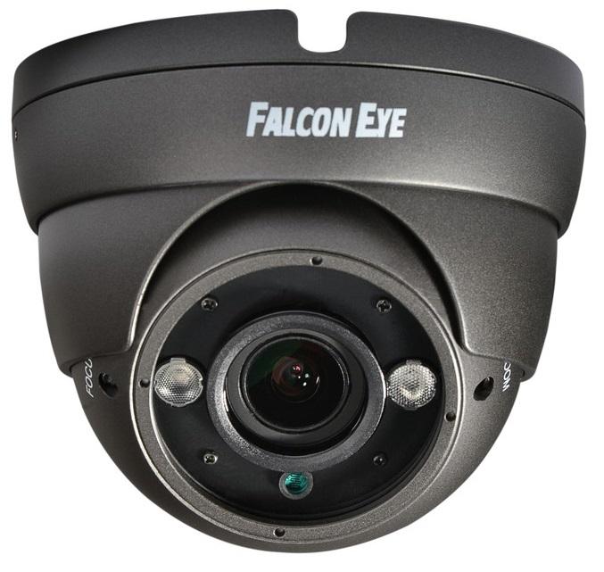 Falcon Eye (FE-IDV1080AHD/35M) - уличная купольная AHD-видеокамера (Grey)Камеры видеонаблюдения<br>Уличная купольная AHD-видеокамера<br>