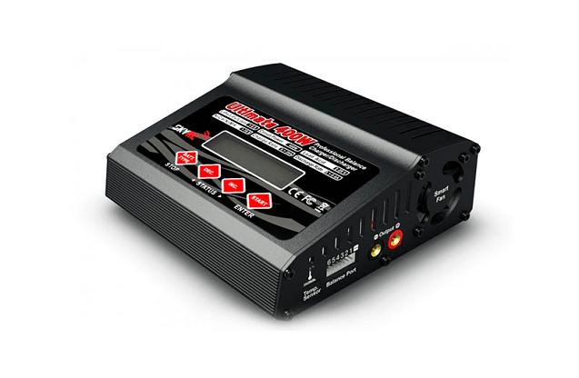 SkyRC Зарядное устройство B6 Ultimate 400W