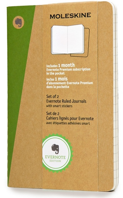 Moleskine Evernote-2 Large SKQP416EVER