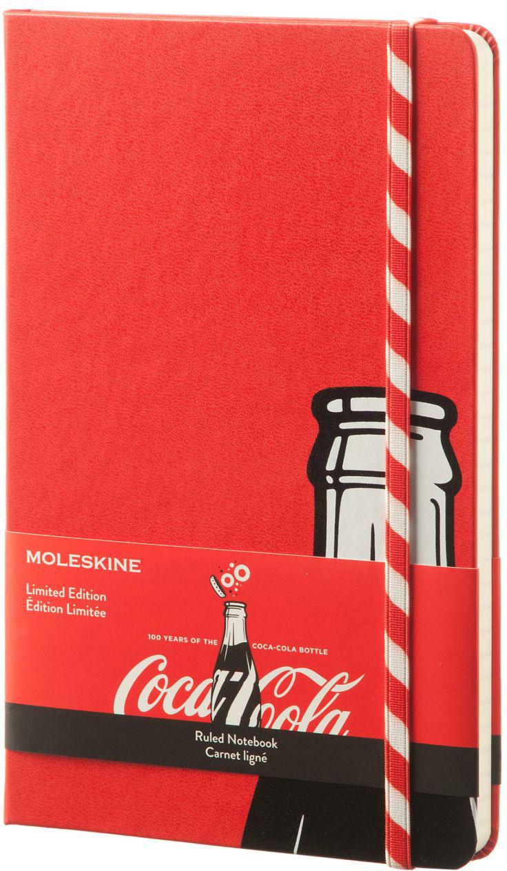 Moleskine Coca Cola Straw LECOQP060