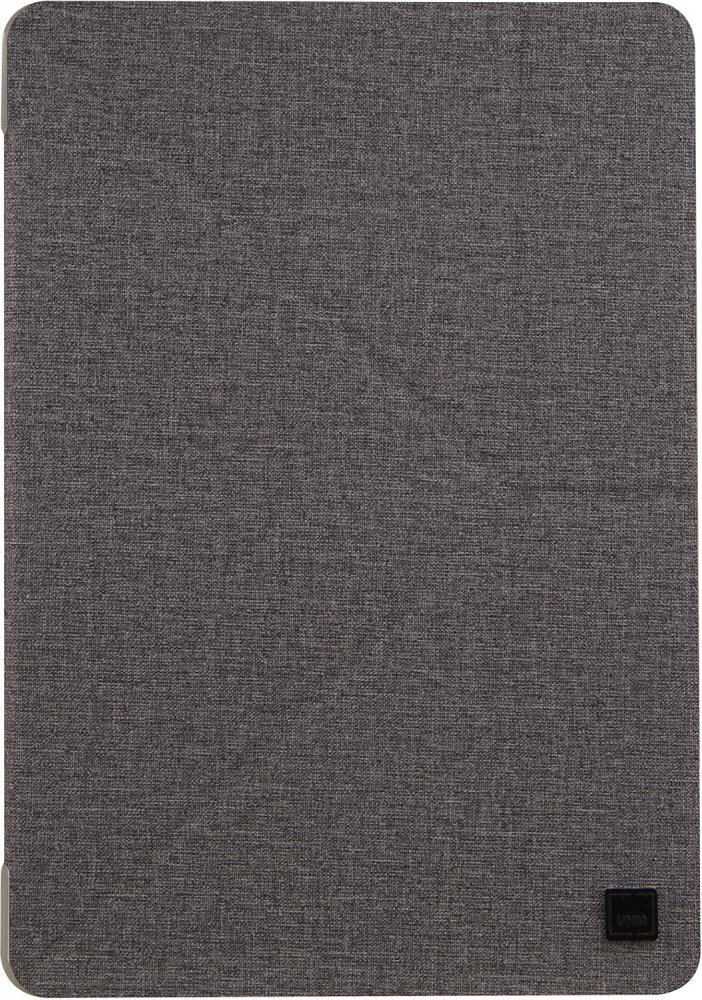 Чехол Uniq Yorker Kanvas для iPad Pro 10.5 (Grey)