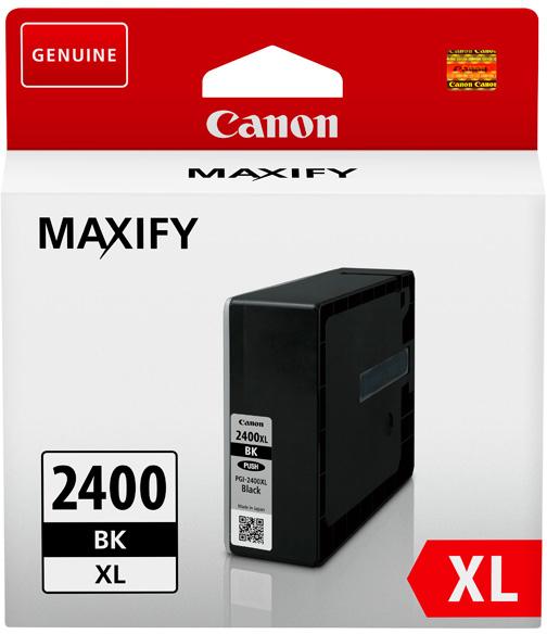 Canon PGI-2400XL (9257B001) - картридж для принтеров Canon Maxify MB5040/MB5340/IB4040 (Black)