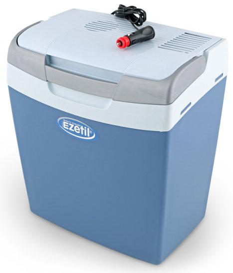 Ezetil E30/E32 12V (10776910) - автомобильный холодильник (Blue/White)