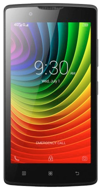 Lenovo A2010 8Gb LTE Lenovo Vibe Shot 32Gb LTE Dual Sim (PA1J0009RU) - смартфон (Black)Телефоны на Android<br>Смартфон<br>