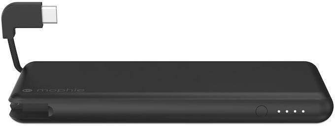 Внешний аккумулятор Mophie Powerstation Plus USB-C 6000 mAh (Black)