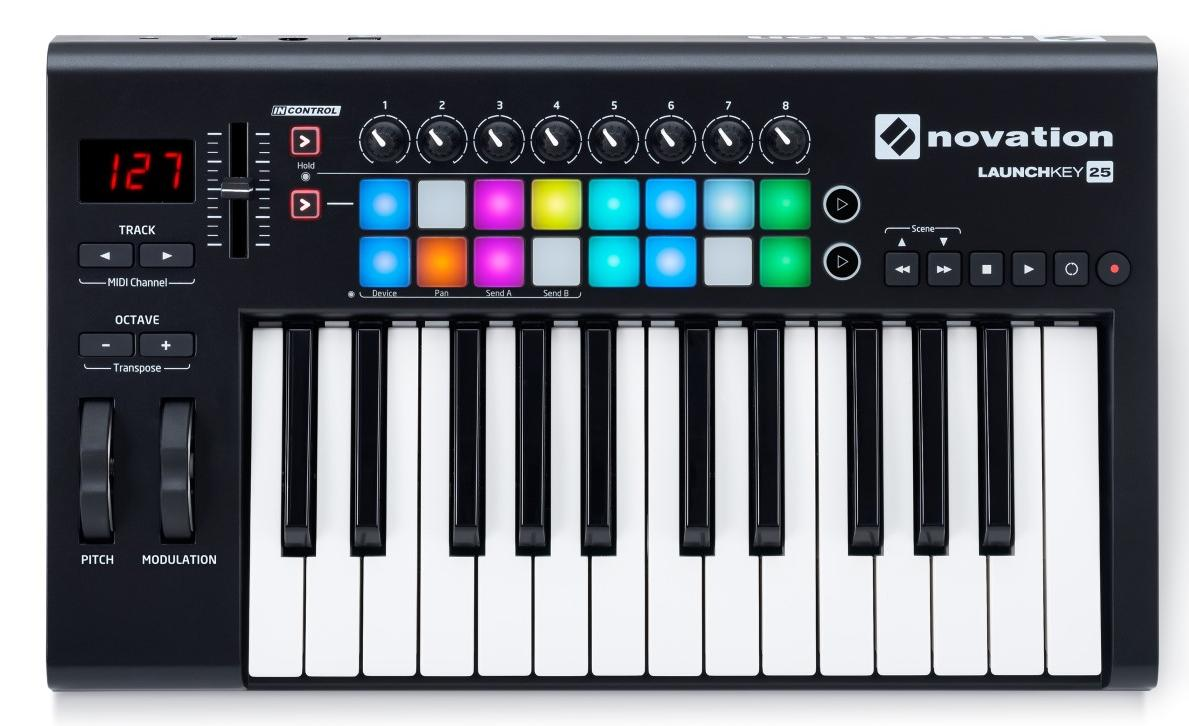 Novation Launchkey 25 MK2 A059775