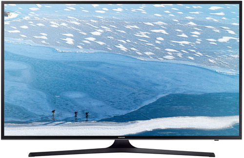 Samsung UE40KU6000UXRU - LED-телевизор (Black)