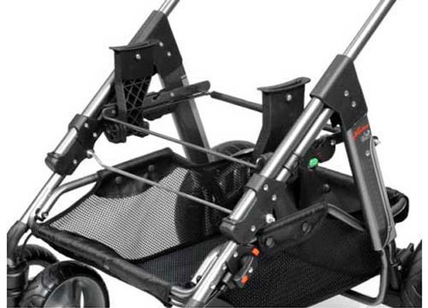 car seat adapter Hartan for Romer