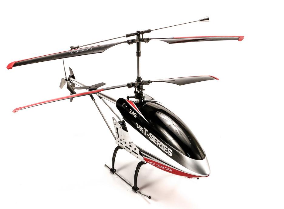 ThunderbirdВертолеты на электродвигателе<br>Радиоуправляемый вертолет<br>