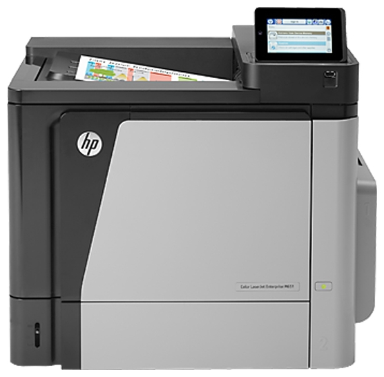 HP Color LaserJet Enterprise M651dn CZ256A#B19