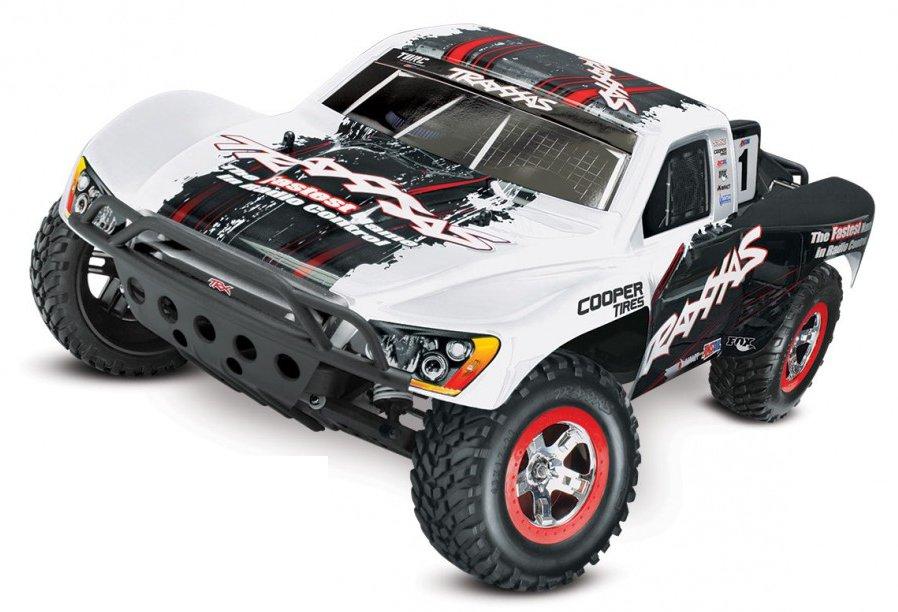 Traxxas Slash VXL 2WD 1:10 - радиоуправляемый автомобиль (White)