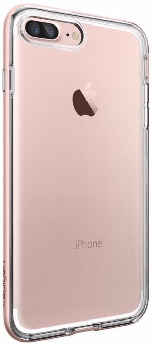 Spigen Neo Hybrid Crystal (043CS20542) - чехол для iPhone 7 Plus (Rose Gold) чехол накладка iphone 6 plus lims sgp spigen стиль 1 620020