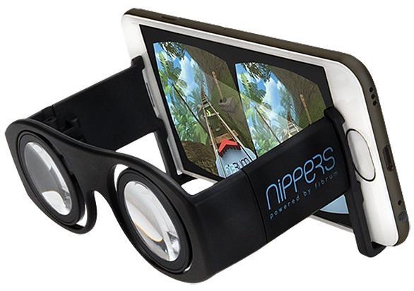 fibrum Шлем виртуальной реальности Fibrum Nippers н/д
