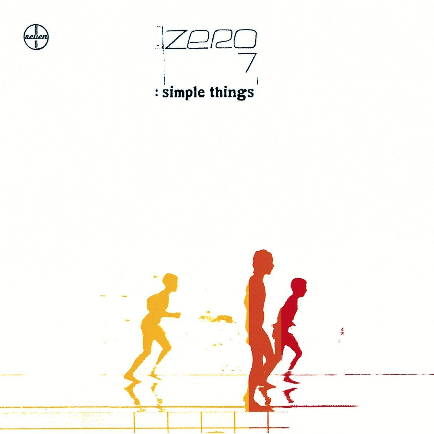Zero 7Виниловые пластинки<br>Виниловая пластинка<br>