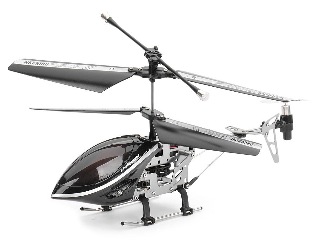 I-Helicopter HC-777-170 - радиоуправляемый вертолет (Black)