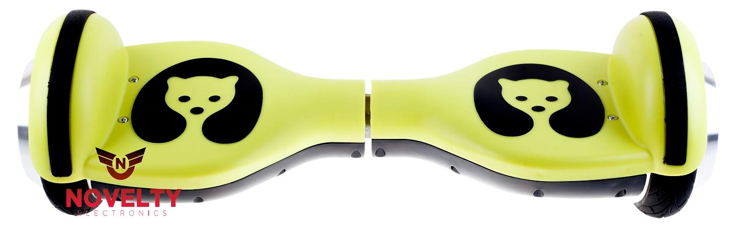 Детский гироскутер Novelty Electronics L1-C (Yellow) 4.5 дюйма