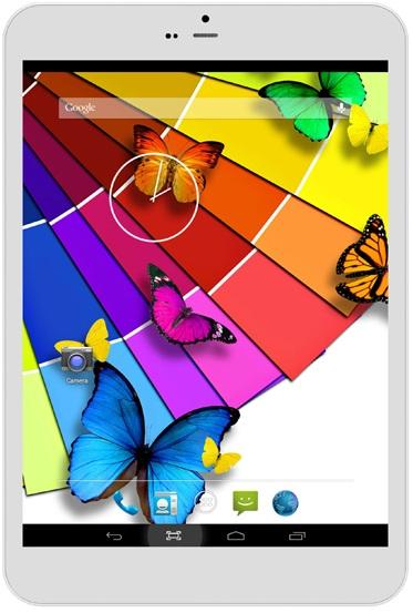 Планшет Supra M847G 7.85 3G 16 Gb (Silver/White)Планшеты на Android<br>Планшет<br>