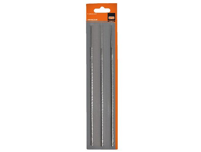 Bahco 168-8-6.3-3P - напильник для заточки цепей