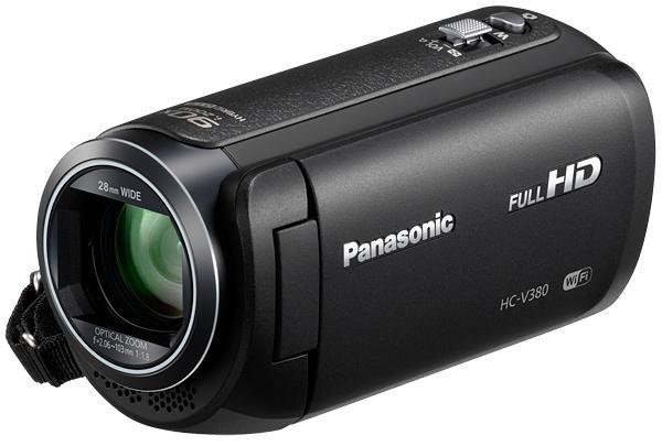 Panasonic HC-V380EE-K - цифровая видеокамера (Black)