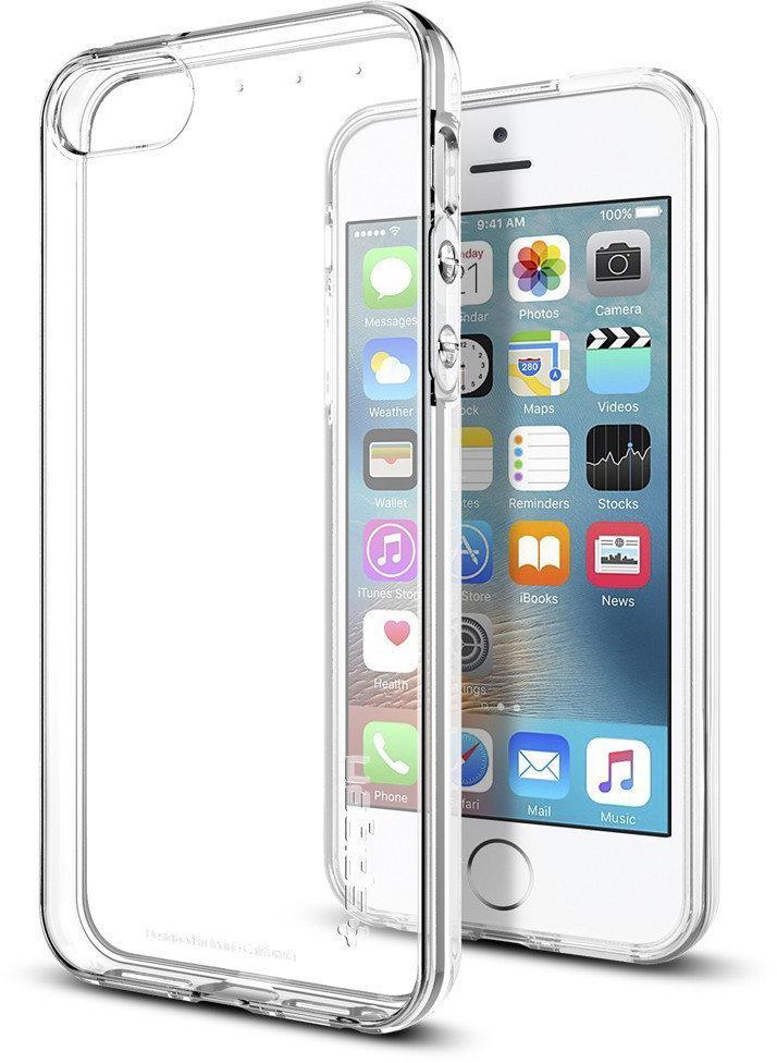 Spigen Liquid Armor (041CS20247) - чехол для iPhone 5/5s/SE (Crystal Clear)