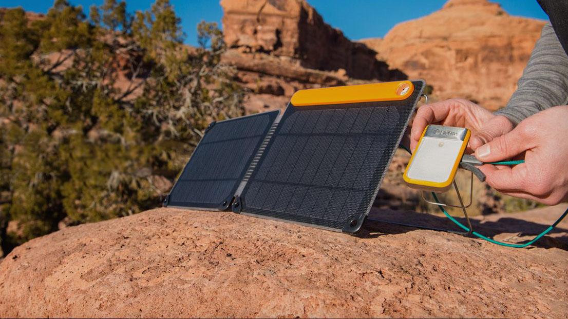BioLite SolarPanel 10+ - солнечная панель (Black)