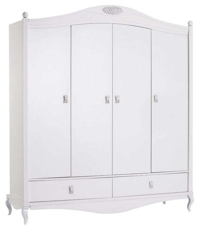 JasminЧетырехдверные шкафы<br>Шкаф 4-х дверный<br>