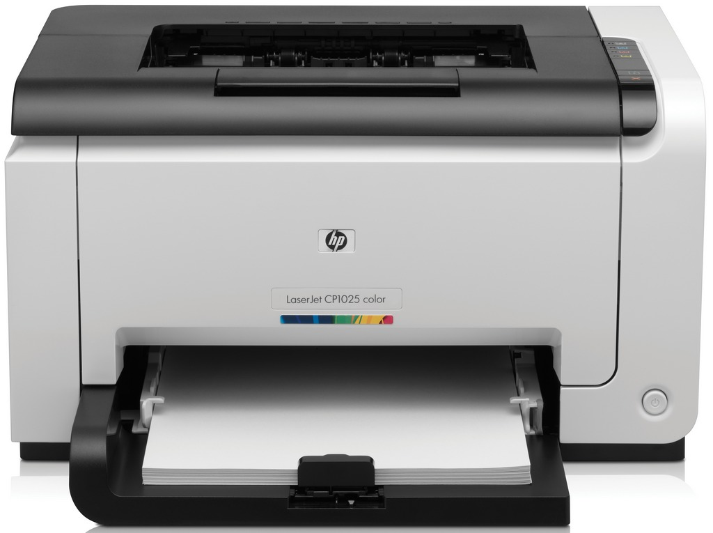 HP Laserjet Pro Color CP1025nw CE918A#B19