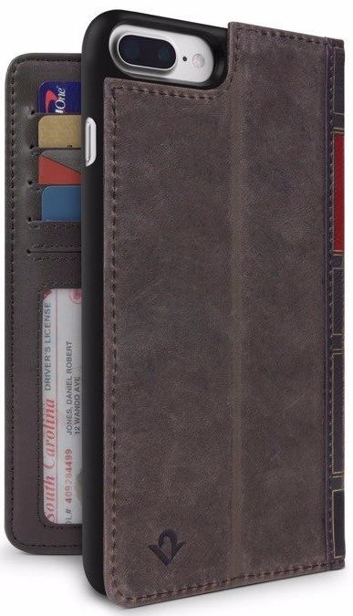 Twelve South BookBook (12-1660) - чехол для iPhone 7 Plus (Brown)