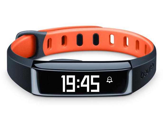 Beurer AS80 - датчик активности организма (Orange)