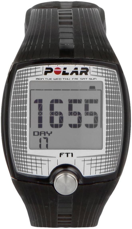 Polar FT1 (90053222) - монитор сердечного ритма (Black) монитор на прадо 150