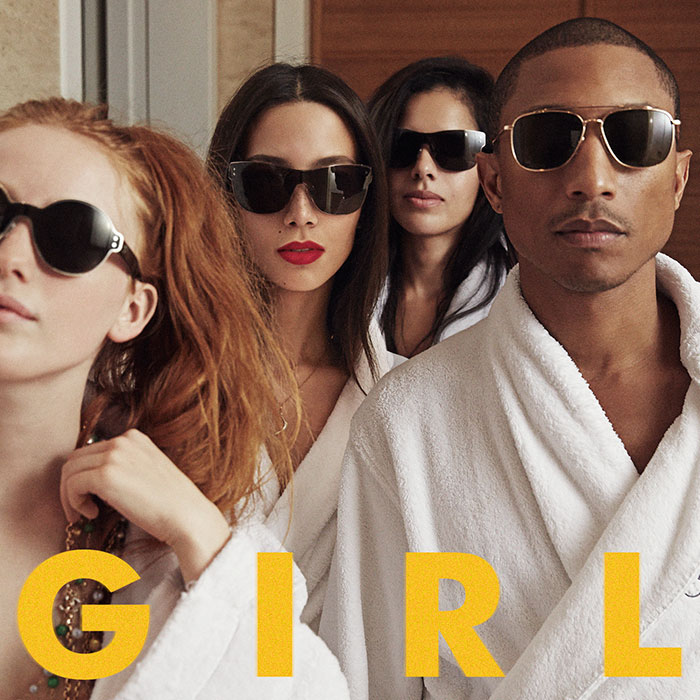 Pharrell WilliamsВиниловые пластинки<br>Виниловая пластинка<br>