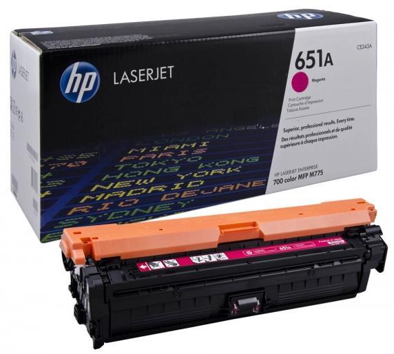 HP 651A (CE343A)