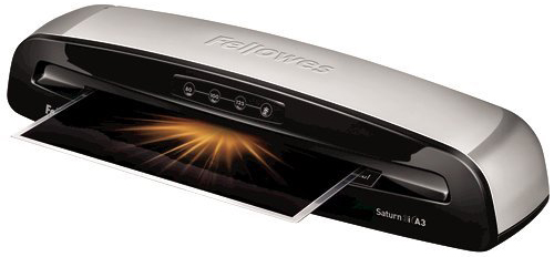 Fellowes Saturn 3i A3 (FS-57360) - ламинатор (Silver)