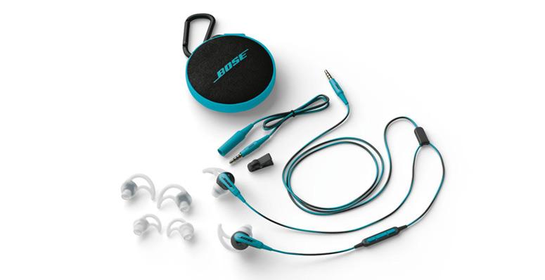Bose SoundSport - cпортивные наушники с микрофоном