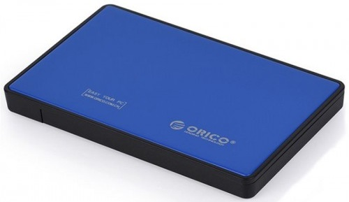 Orico 2588US3 - контейнер для HDD (Blue) 2588US3-BL