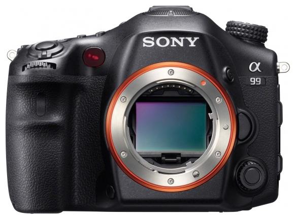 Sony SLT-A99 Body - полнокадровый зеркальный фотоаппарат от iCover