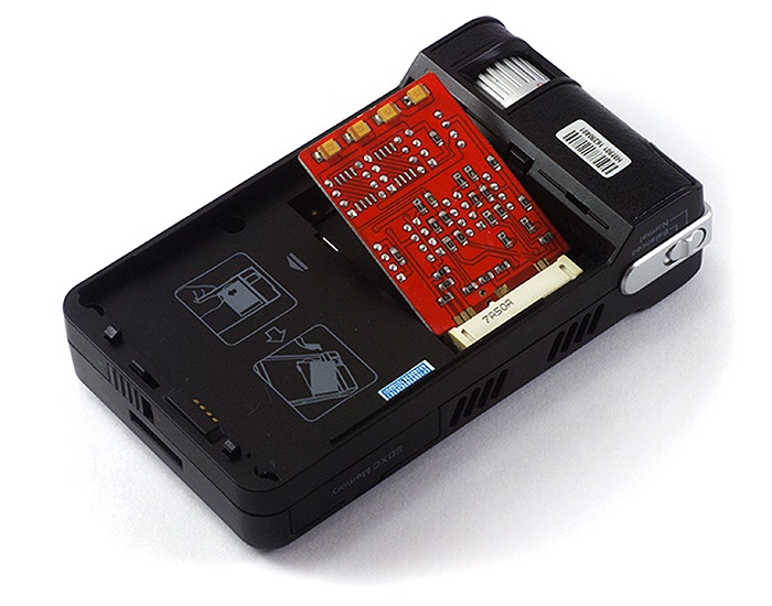 HiFiMAN HM-901 Minibox Card - аудиоплеер