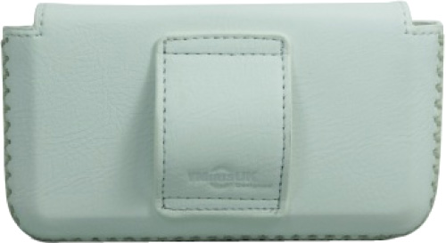 Pierre Cardin Horizontal Case UKP09 - чехол для iPhone 5/5S (White)