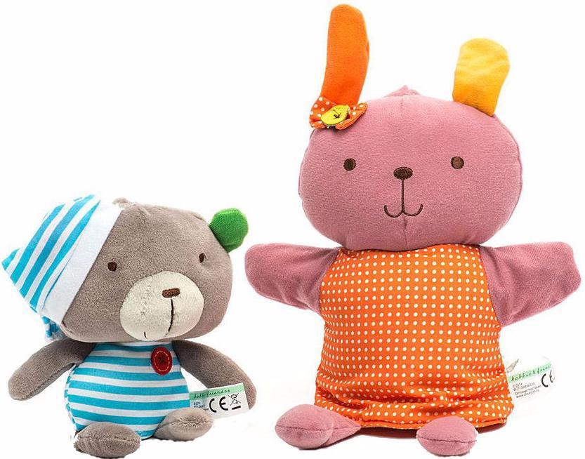 Bobbie & Friends РТ57150 - игрушка-радионяня (Multicolor)