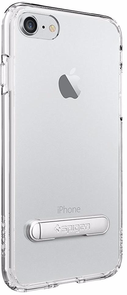 Spigen Ultra Hybrid S (042CS20753) - чехол для iPhone 7 (Crystal Clear) стоимость