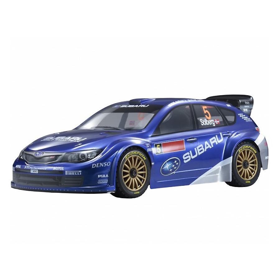 DRX VE WRC 2008