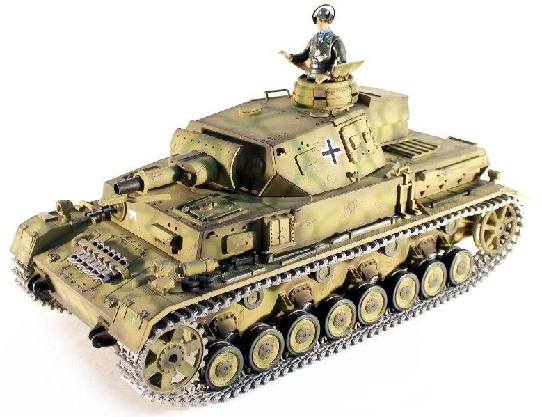 Dak Panzerkampfwagen IV Ausf F-1 PRO