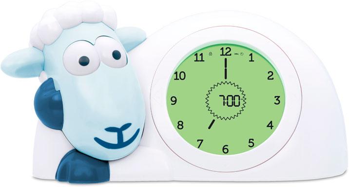 Часы-будильник Zazu Ягнёнок Сэм ZA-SAM-02 (Blue).