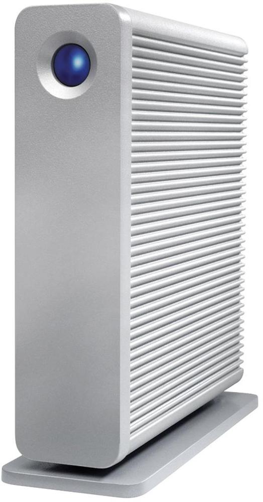 """LaCie d2 Quadra 3.5"""", 3Tb, USB 3.0 (LAC301549EK) - внешний жесткий диск (White)"""