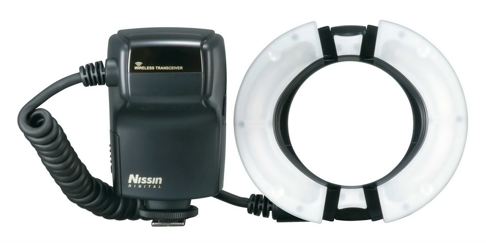 Nissin Ring Flash Speedlite MF18C 80334