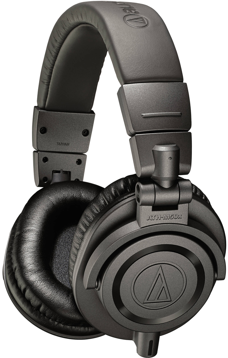 Audio-Technica ATH-M50X MG - мониторные наушники