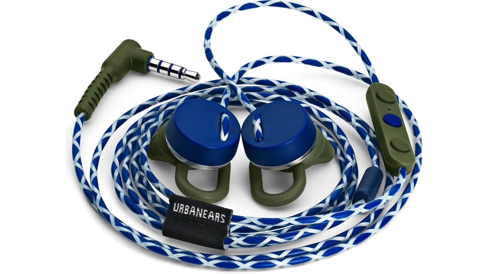 Urbanears Reimers (Android Edition) - вставные наушники с микрофоном (Trial)Внутриканальные наушники<br>Вставные наушники<br>