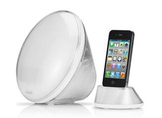 Philips Wake-Up Light - световой будильник