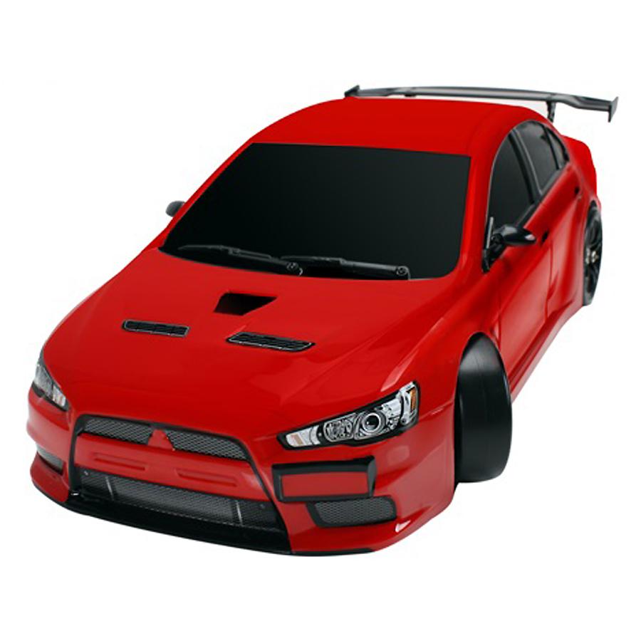 Team Magic E4D EVX 1:10 - радиоуправляемый автомобиль (Red)
